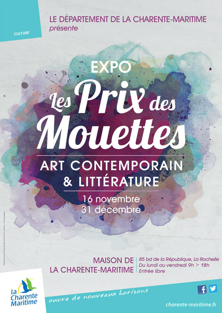 Affiche des Prix des Mouettes 2015