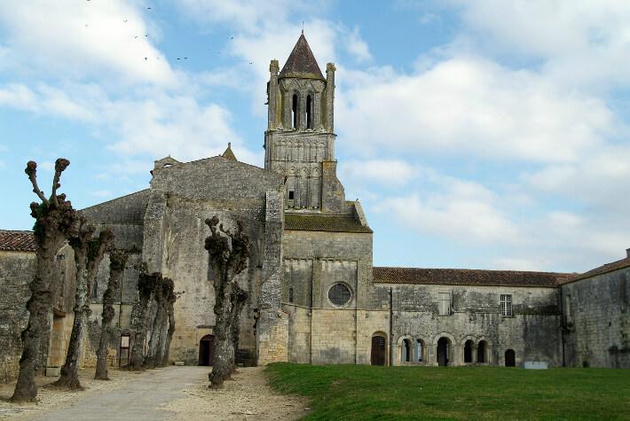 Abbaye Notre-Dame de Sablonceaux - 2009