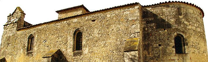 Église de Dompierre-sur-Charente, XIe siècle - 2008