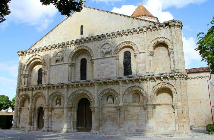 Église Notre-Dame de Surgères - 2016