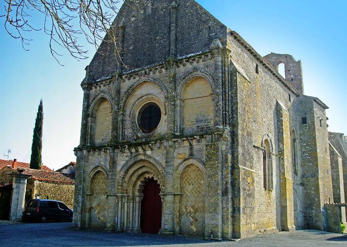 Église Notre-Dame de Genouillé - 2014