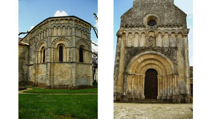 Église Notre-Dame de Rioux - 2008