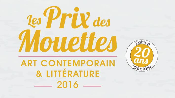 Prix des Mouettes 2016 - 20 ans