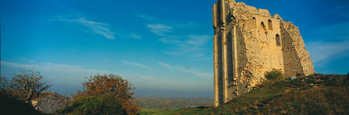 Broue – Marais et tour – XIe siècle