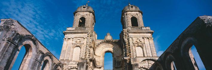 Saint-Jean-d'Angély – Tours de l'abbatiale – XVIIIe siècle