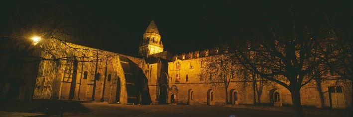 Saintes – Abbaye bénédictine aux Dames – XIe siècle