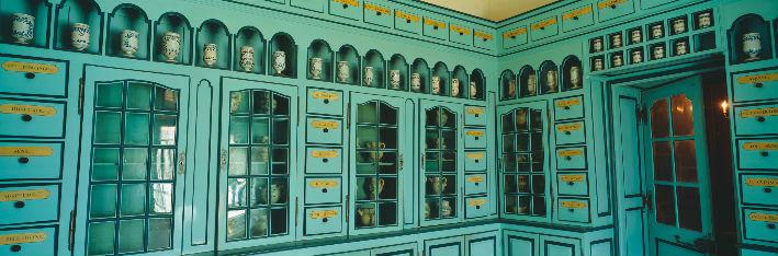 Saint-Martin-de-Ré – Apothicairerie de l'hôpital – XVIIIe siècle