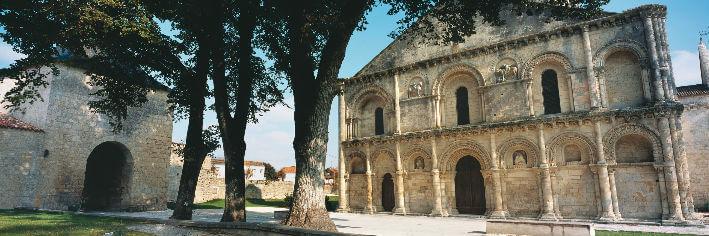 Surgères – Eglise Notre-Dame – XIIe siècle