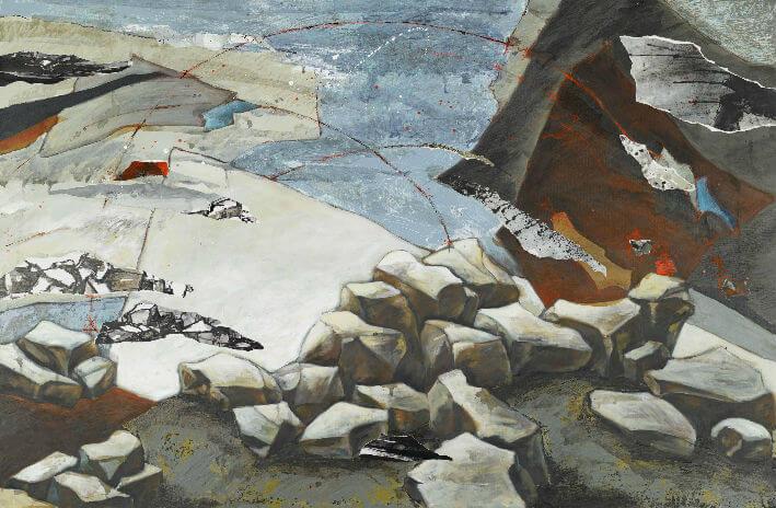 PDM 2012 - Du littoral maintes traces -  Philippe LAUWICK
