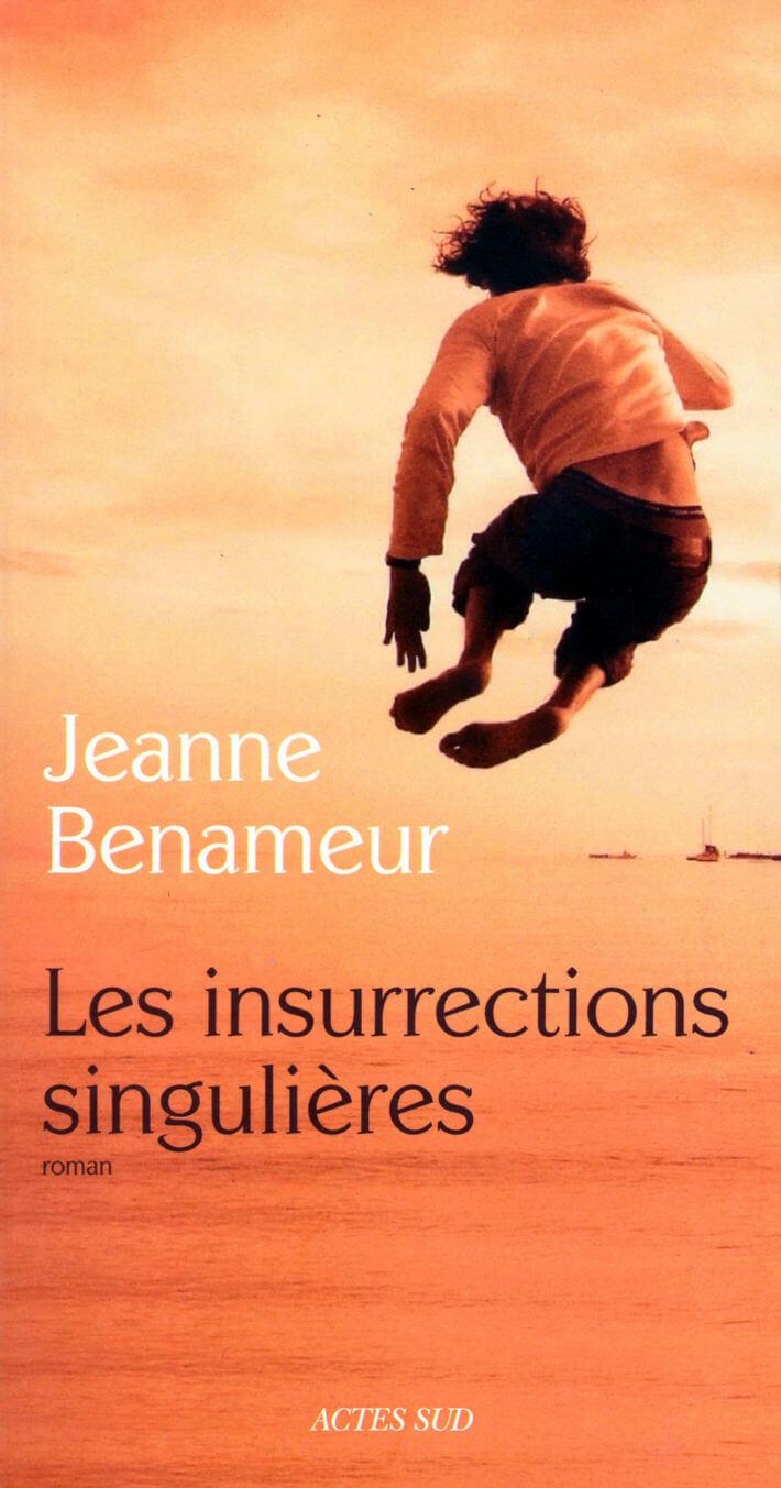 PDM 2012 - lauréat - Les insurrections singulières - Jeanne BENAMEUR - Prix catégorie création littéraire