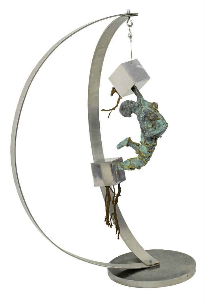 PDM 2012 - lauréat - Homo Spiritualis - Nicolas CHUILLET - Prix catégorie d'encouragement à la création artistique
