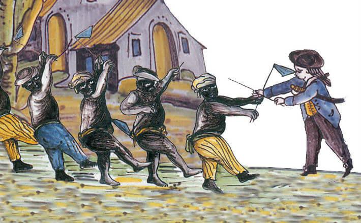 L'esclavage et l'économie coloniale