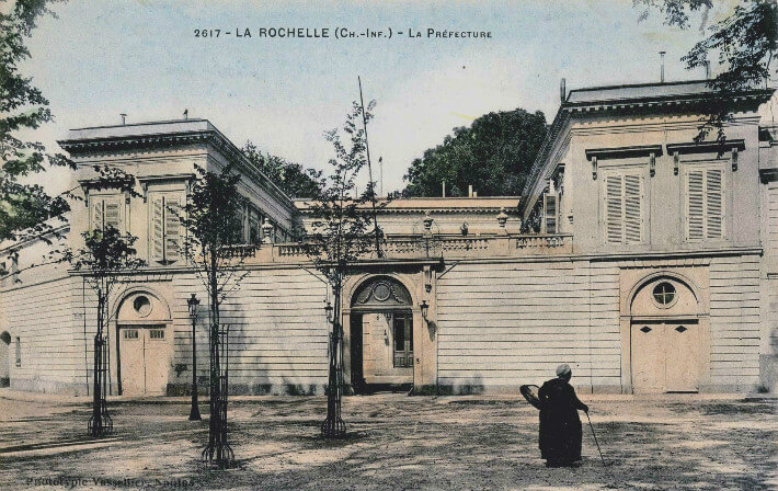 Hôtel particulier de la famille Poupet