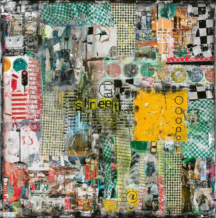 Élodie LE DUIGOU - Street Art - PDM 2013