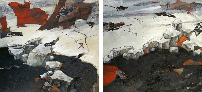 Philippe LAUWICK - Le dur littoral de l'aube - PDM 2013