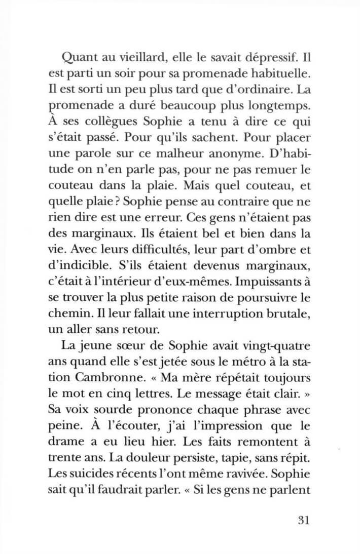 Éric FOTTORINO - Suite à un accident grave de voyageur - p31 - PDM 2013