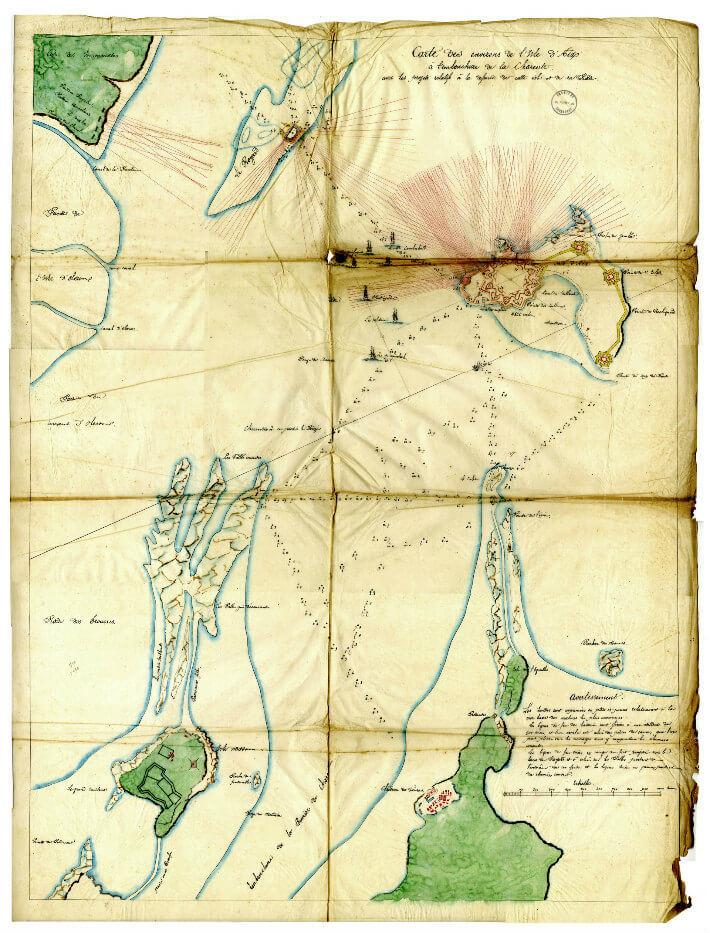 Un Boyard du 18e siècle. Le projet de Filley.