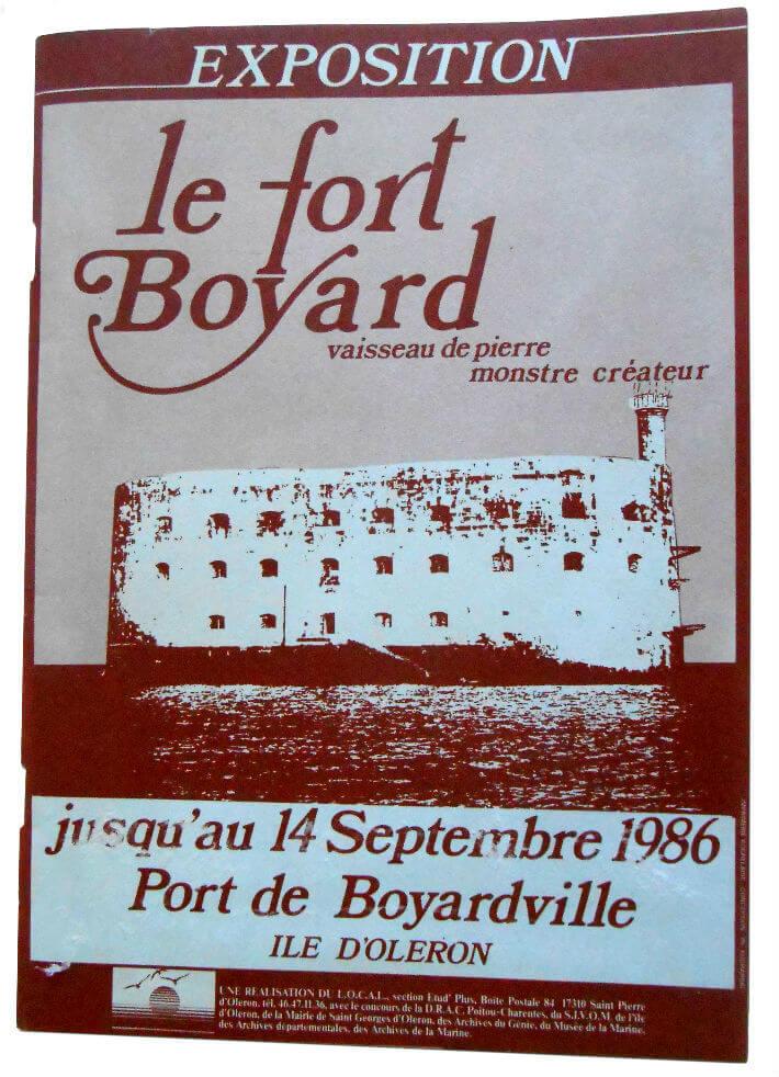 Un travail fondateur, l'exposition de 1986