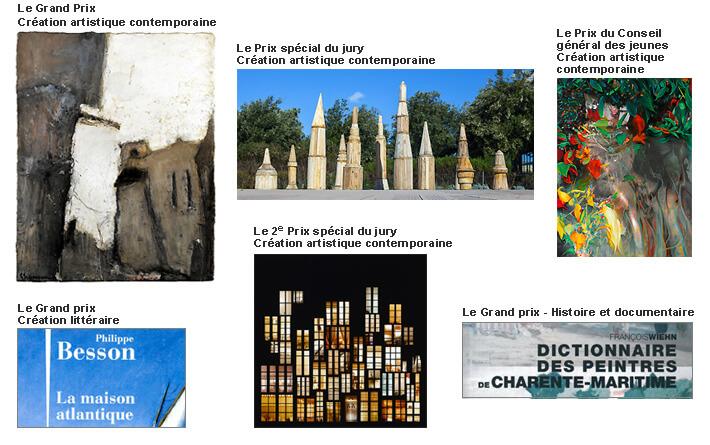 Les Laureats PM2014