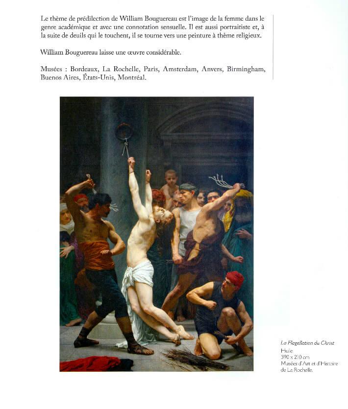 François WIEHN - Dictionnaire des peintres de Charente-Maritime - Gestes Editions - Bouguereau - P2