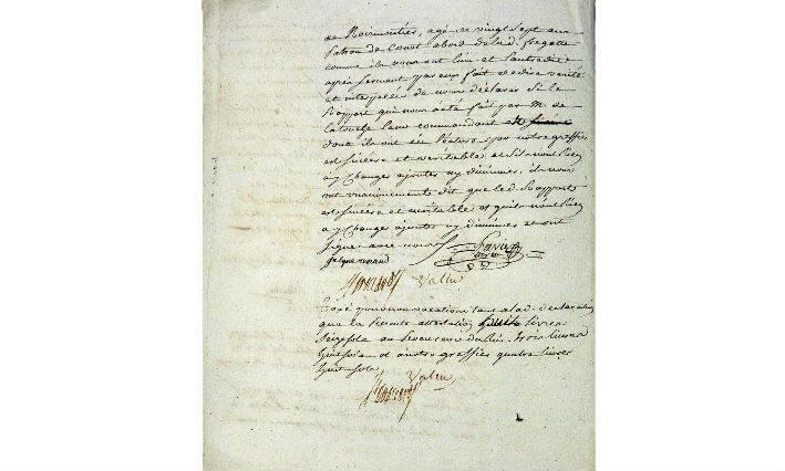 Déclaration du 3 juin 1779 de prises par l'Hermione - Page 8