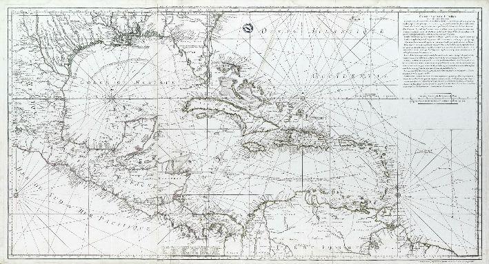 Saint-Domingue et les Antilles françaises au XVIIIe siècle.