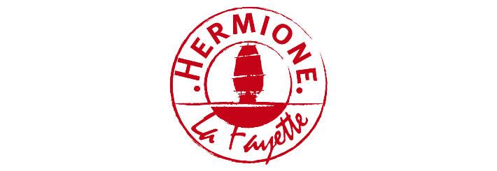 Logo de l'association Hermione-La Fayette