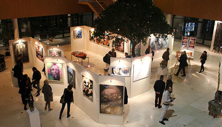 Exposition des Prix des Mouettes - 18 novembre 2015