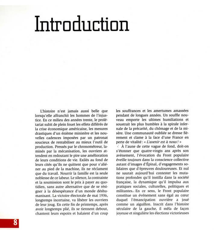 Jean-Michel BLAIZEAU - La Rochelle, Rochefort et l'Aunis sous le Front populaire - 1936-1938 - p8