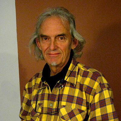 Jean-Christophe Roudot - Portrait