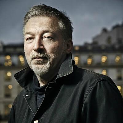 Alain Gillot - Portrait