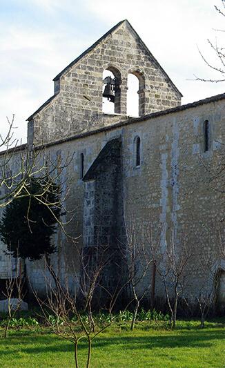 Église de Sainte-Radegonde - Clocher arcade - 2009