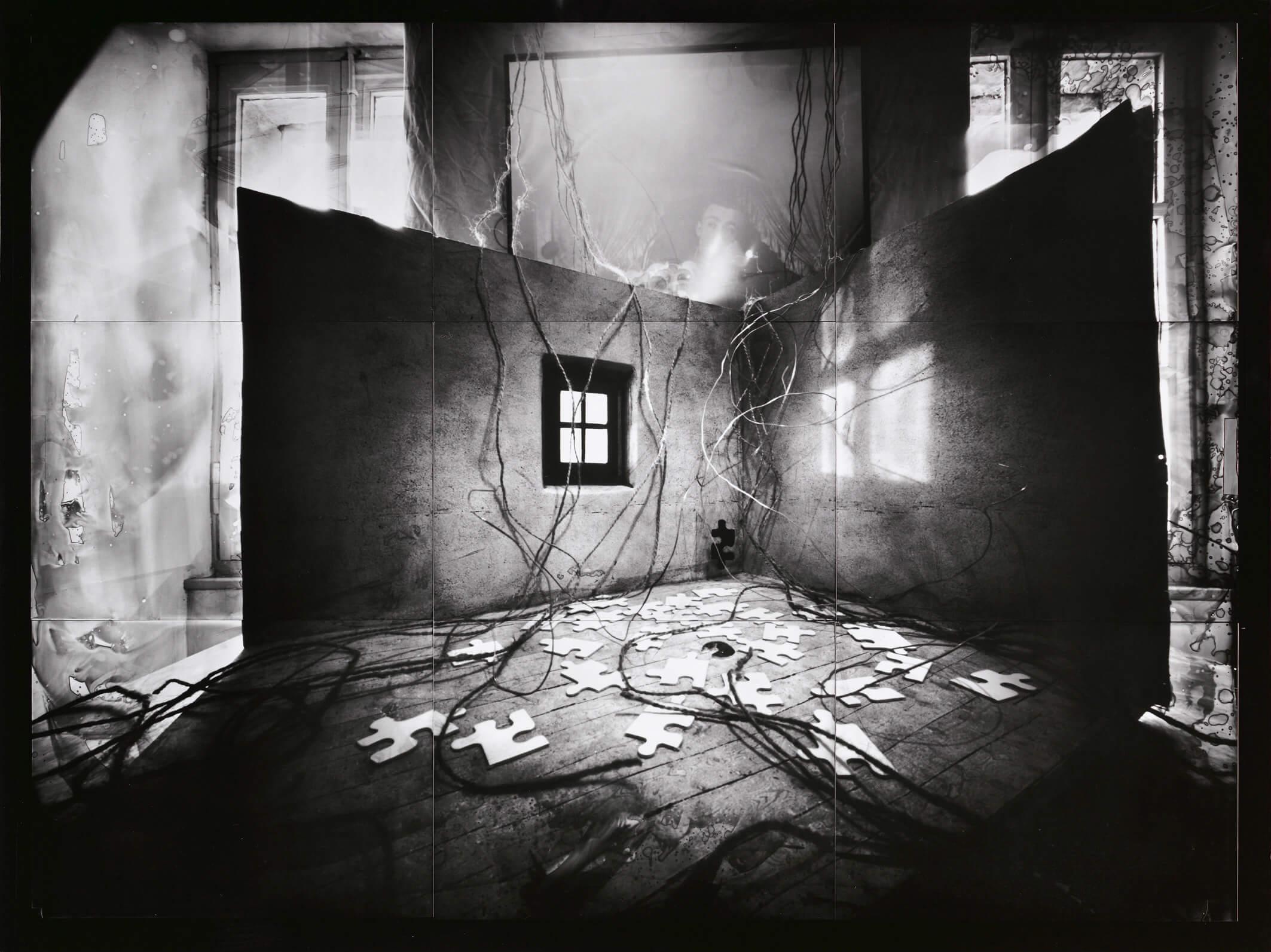 Davy JOURGET - Et toujours les fenêtres - PDM 2013