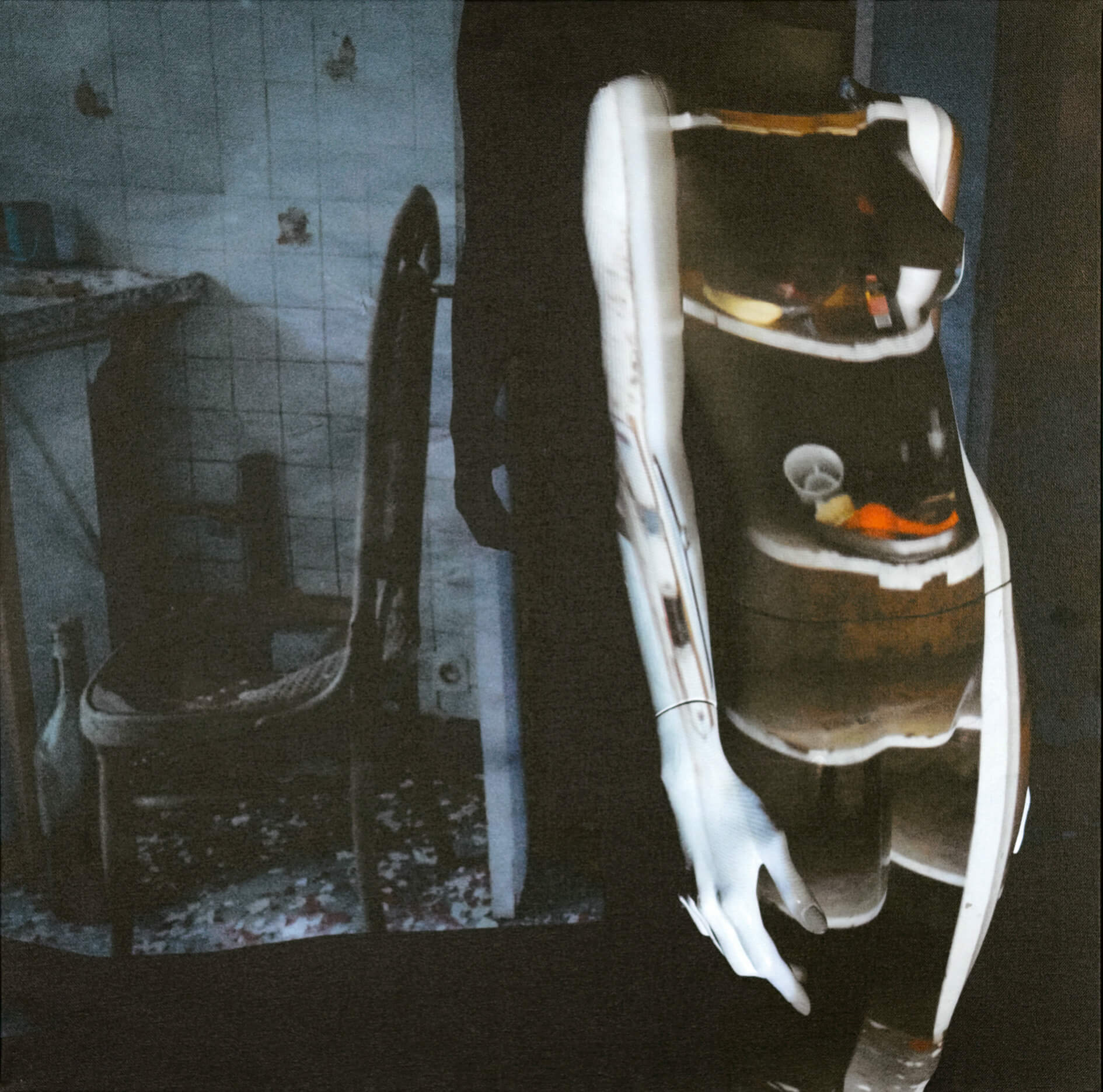 Michel BOUCHERET BONNAUD - Femme à tiroirs - PDM 2013