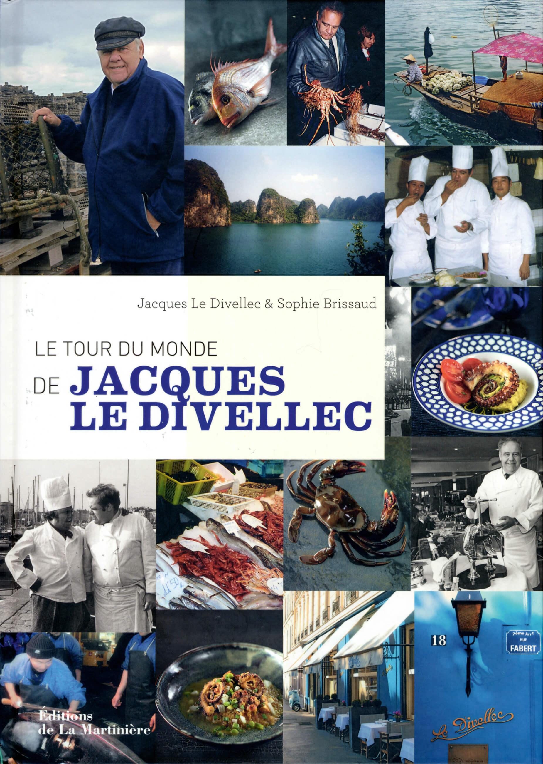 Jacques LE DIVELLEC - Sophie BRISSAUD - Le tour du monde - PDM 2013