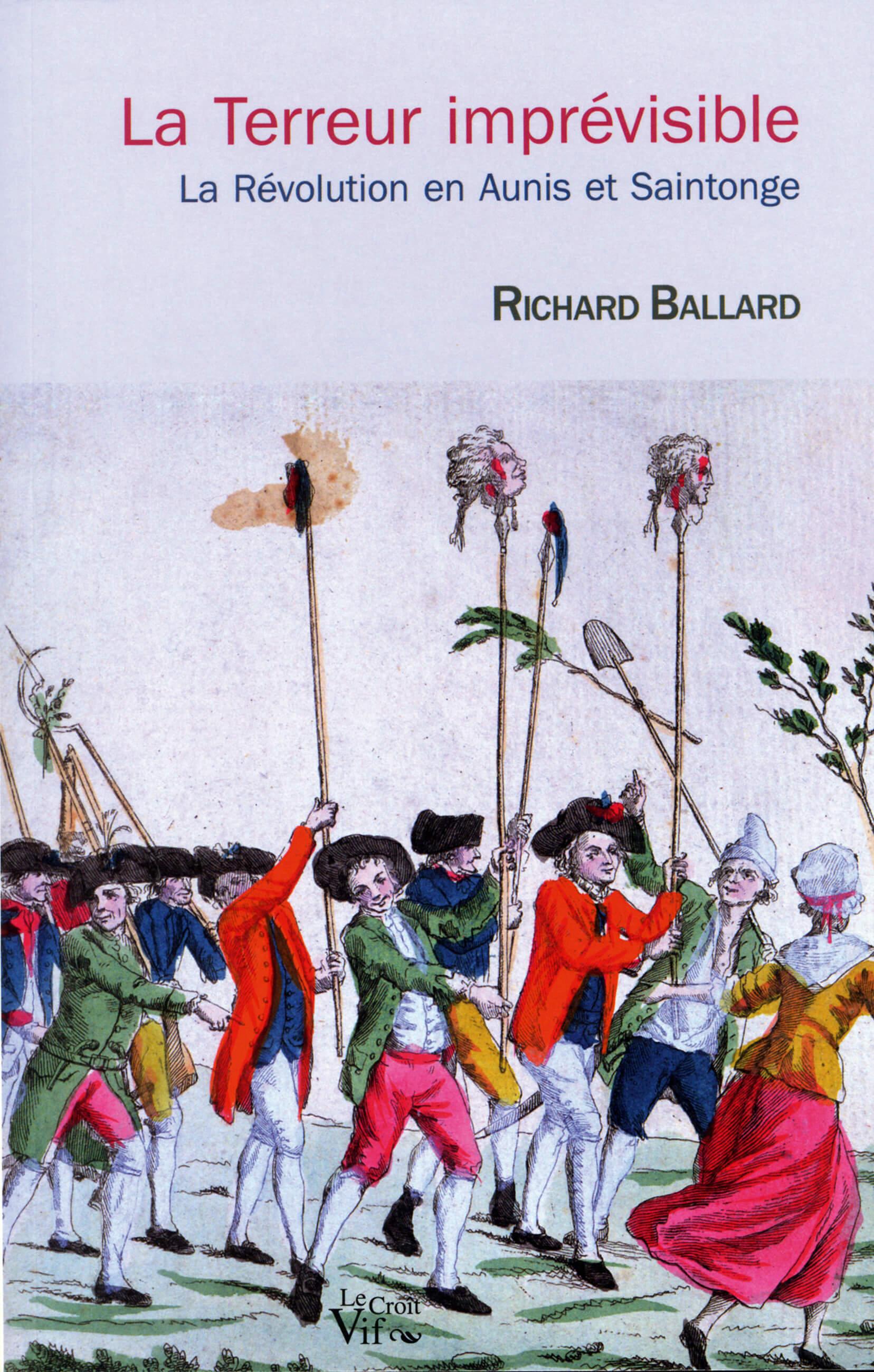 Richard BALLARD - La terreur imprévisible - PDM 2013