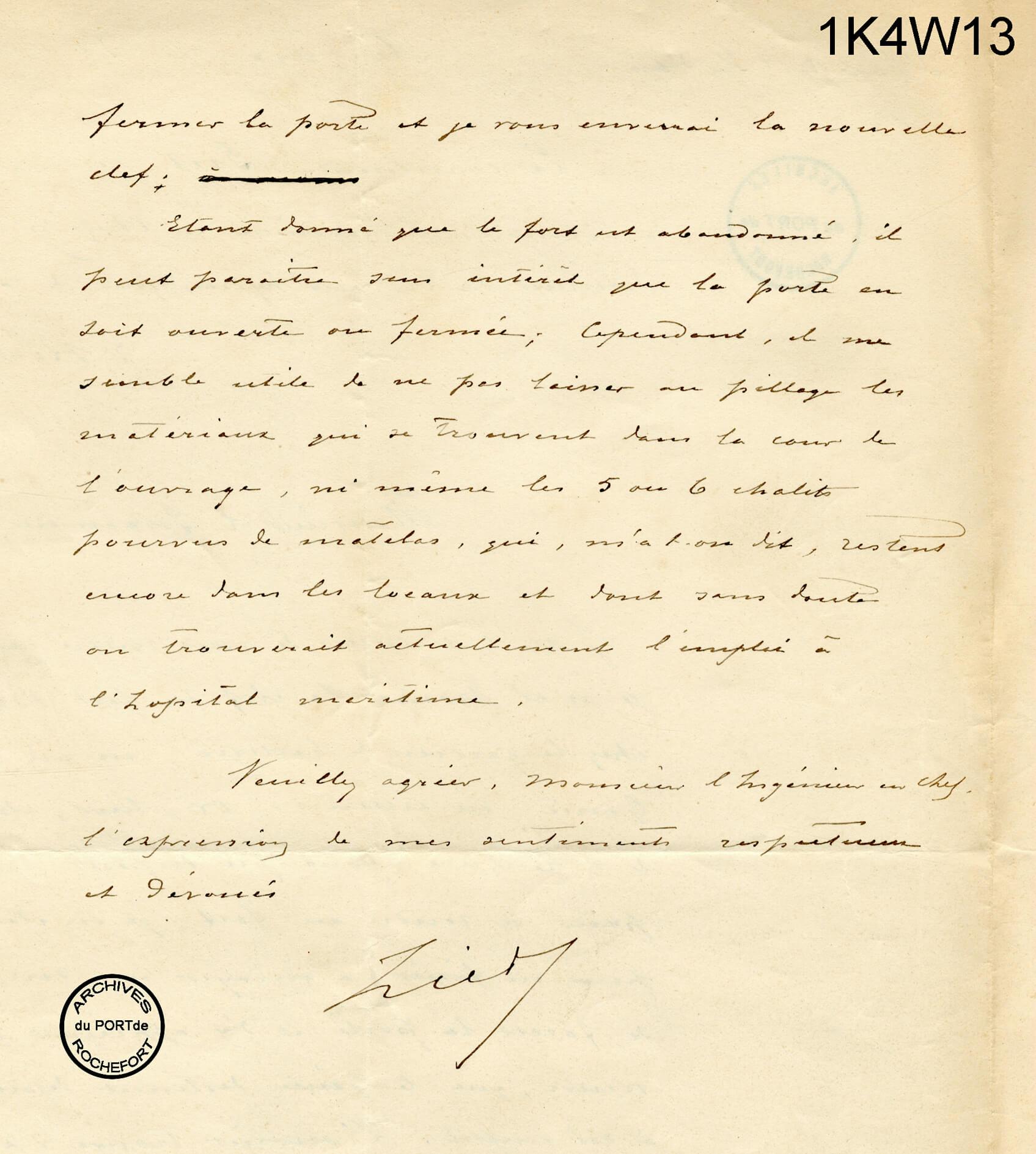 Les clés du fort Boyard…en 1914 - 2/2