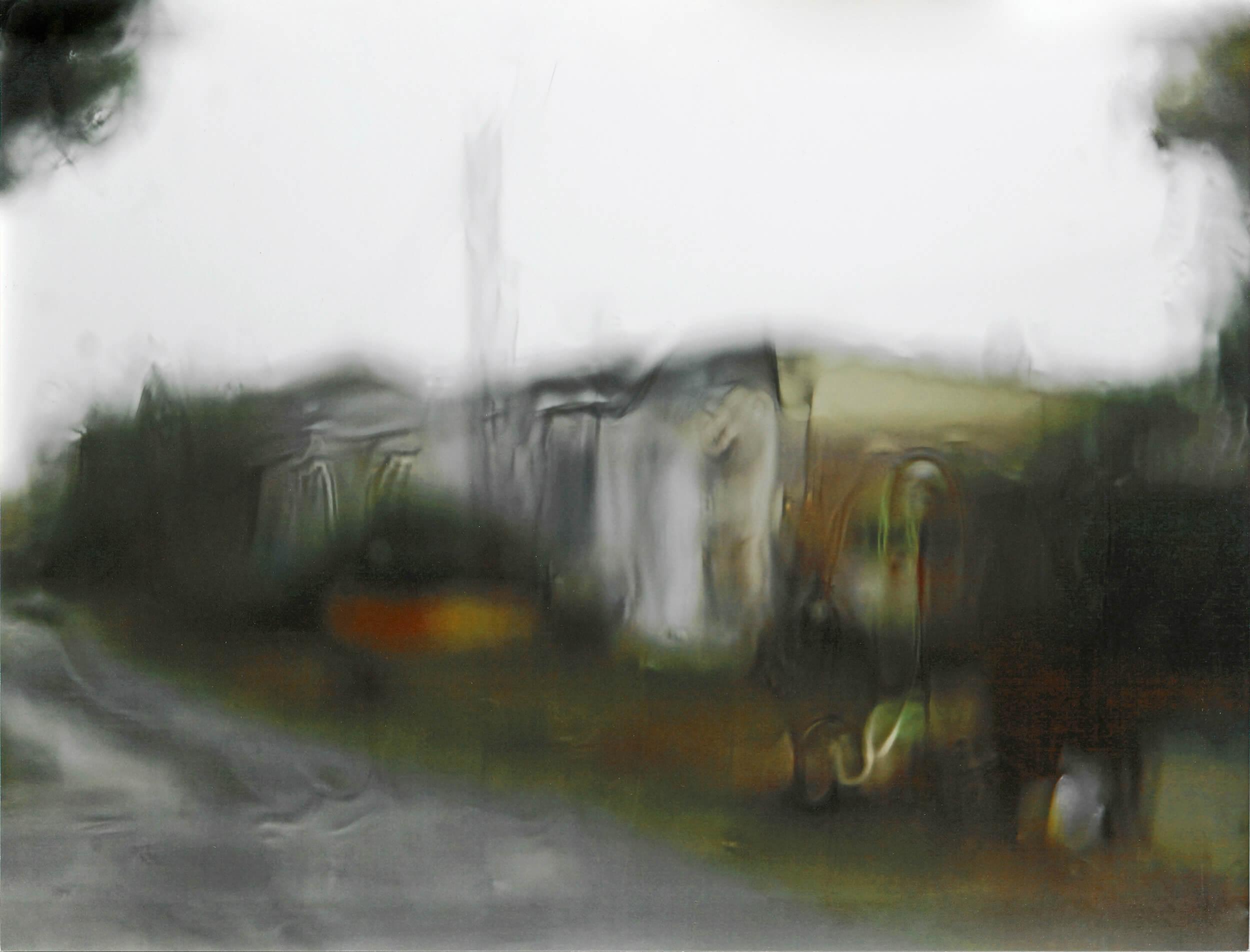 TED - Paysage confus - Tirage photo fine art sur papier mat Hahnemuhle, 63 x 49 cm
